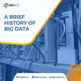 sejarah big data dari tahun 1663, perkembangan trend big data pada tahun 2000an serta prediksi perkembangan trend big data pada 2025